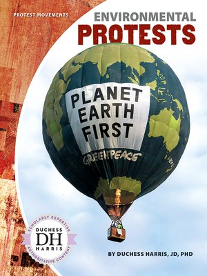 cover image of Environmental Protests